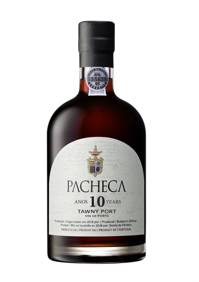 Pacheca Tawny Port 10 years 50 cl