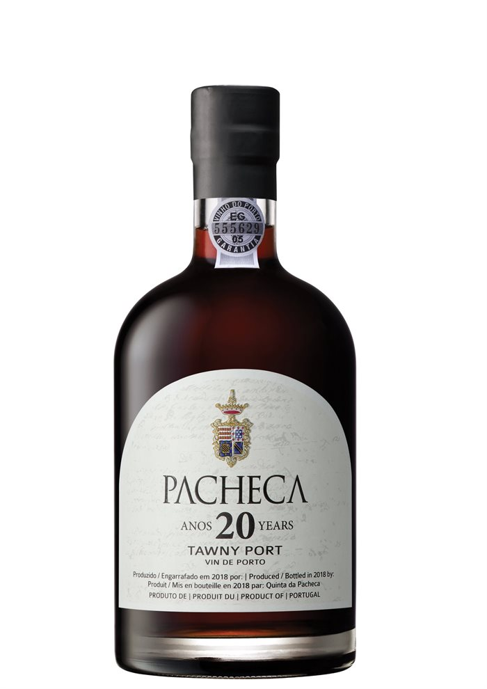 Pacheca Tawny Port 20 Years 50 cl
