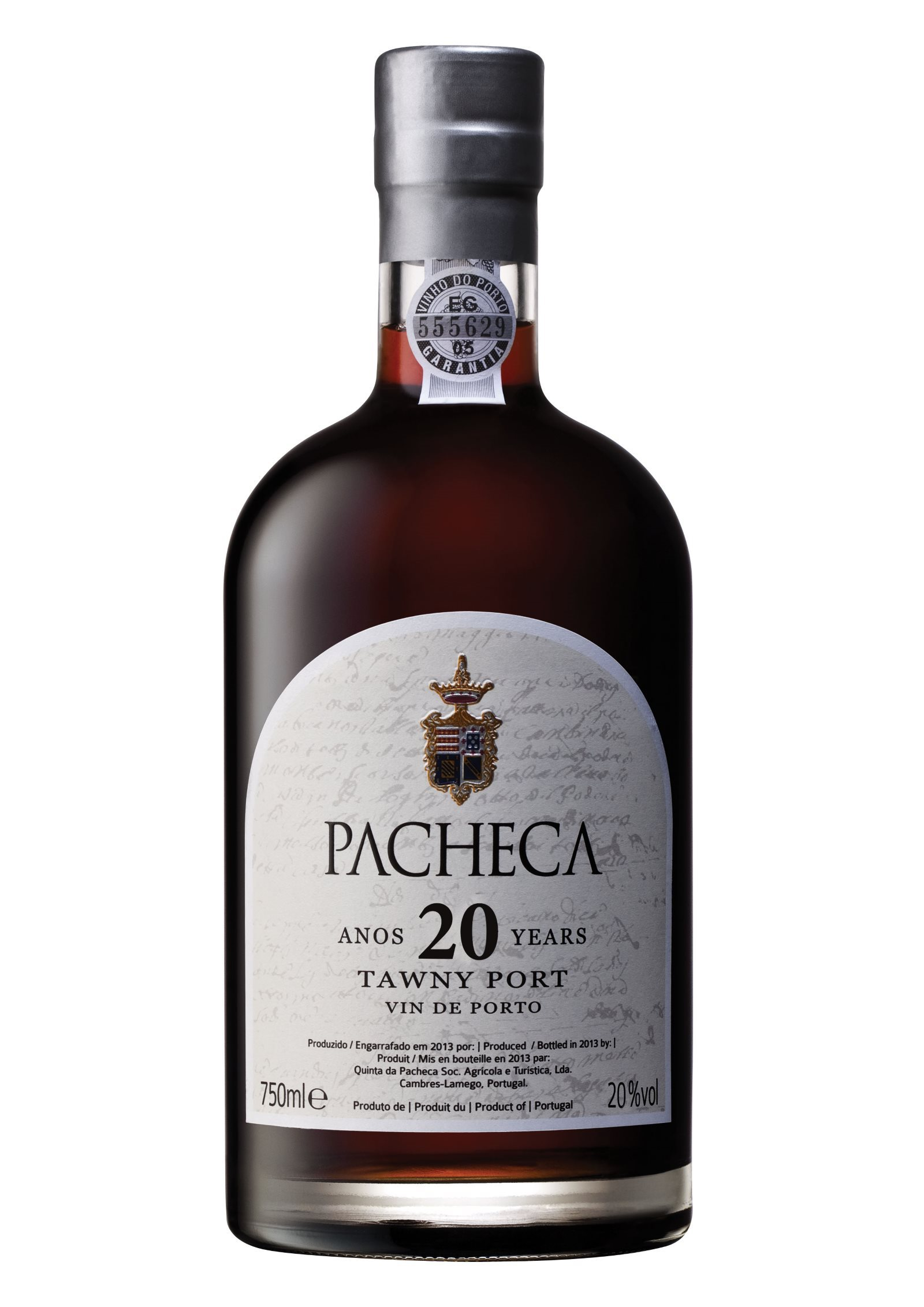 Pacheca Tawny Port 20 Years 75 cl