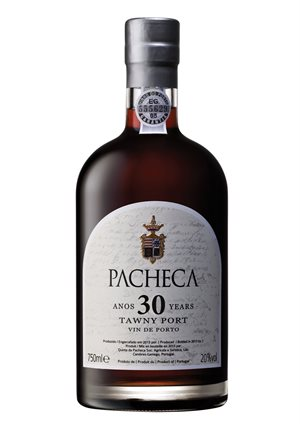 Pacheca Tawny Port 30 Years 75 cl
