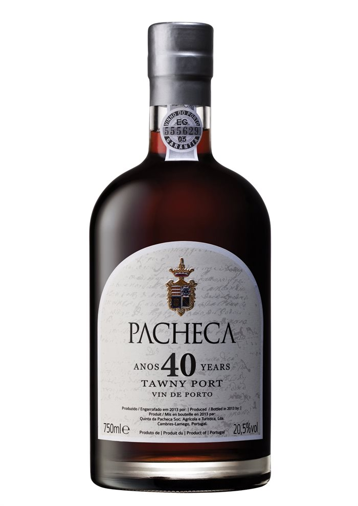 Pacheca Tawny Port 40 Years 75 cl